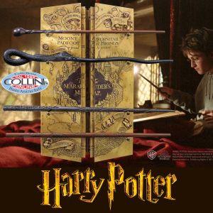 Harry Potter - Magic Wands Marauder's Map Wand Collection NN7905