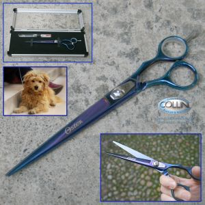 Oster - Professional Dog Grooming Shears  straight 8-inch blade - 78799-430