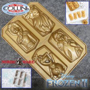 Nordic Ware -  Frozen 2 Character Mold Cakelet