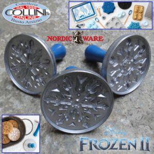 Nordic Ware - FROZEN Cookie Stamps