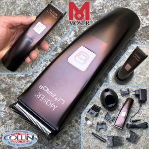 Moser - Li+Pro 2 - 1888-0050 - Professional cordless hair clipper