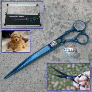 Oster - Forbice per animali a lama curva 10 pollici - 78799- 410- forbice