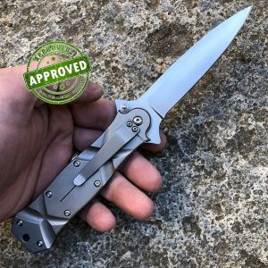 Brian Tighe - Die Dagger knife - PRIVATE COLLECTION - custom knife
