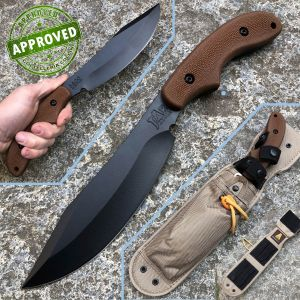 KA-BAR - Adventure Potbelly knife - 5600 - PRIVATE COLLECTION - knife