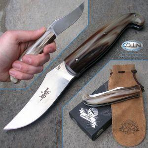 """Viper - Senese Corno by Fabrizio """"Silvester"""" Silvestrelli - V5740PC - regional knife"""