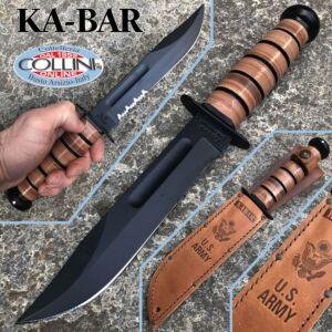 Ka-Bar - U.S. ARMY - Fighting Knife - 1219 - knife