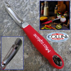 Microplane - Professional Peeler with serrated double blade