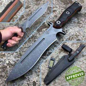 Tops - Operator 7 knife OP701 - PRIVATE COLLECTION - knife