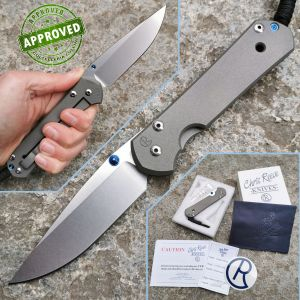 Chris Reeve - Large Sebenza 21 - PRIVATE COLLECTION - knife