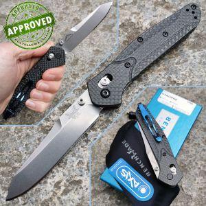 Benchmade - Osborne 940-1 Knife - ApostleP + Titanium Clip - PRIVATE COLLECTION - knife