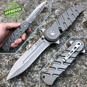 Boker - A.F.D. Knife CPM-S60V Pohl Design Made - PRIVATE COLLECTION - knife