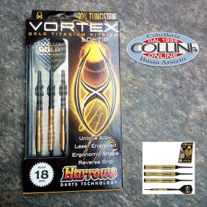 Harrows - Steel dart Set Eric Bristow plus 22 grams - darts