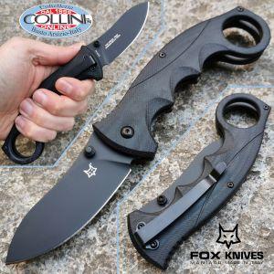 Fox - Alaskan Hunter Folding by Russ Kommer - FX-622B - knife