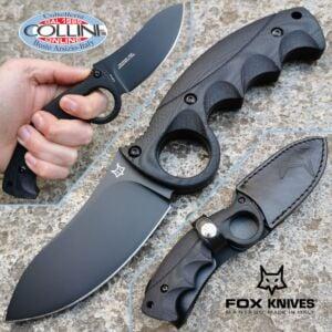 Fox - Alaskan Hunter Fixed by Russ Kommer - FX-620B - knife