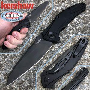 Kershaw - Bareknuckle Blackout Flipper Folder - 20CV Sprint Run - 7777BLK - Knife