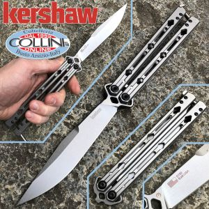 Kershaw - Lucha Bali - Clip Point Stainless Steel - 5150 - knife