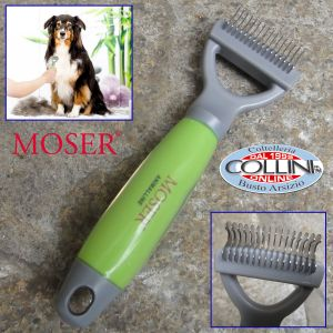 Moser - 3IN1 curry comb