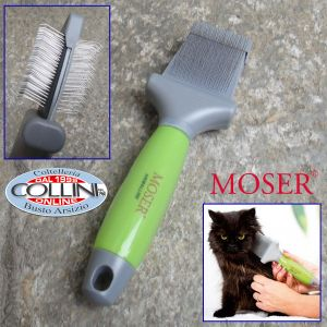 Moser -  Premium Double-Sided Wire Brush