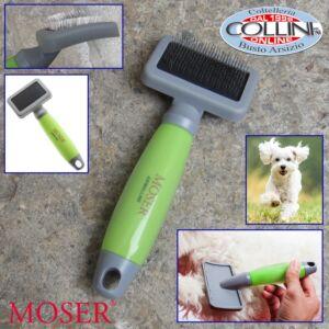 Moser- Small Slicker Brush
