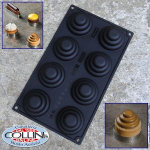 Pavoni - Silicone Mould STEP PX3210