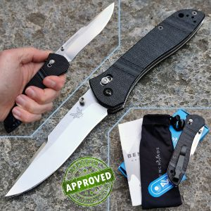 Benchmade - 710D2 McHenry & Williams - PRIVATE COLLECTION - knife