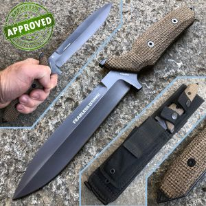 Viper - Fearless knife design by Tommaso Rumici - PRIVATE COLLECTION - knife
