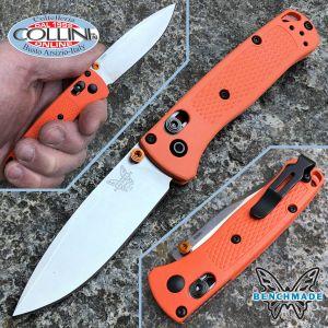 Benchmade - Mini Bugout Orange 533 - Axis Lock Knife - knife