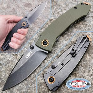 CRKT - Tuna Knife by Burnley - 2520 - knife