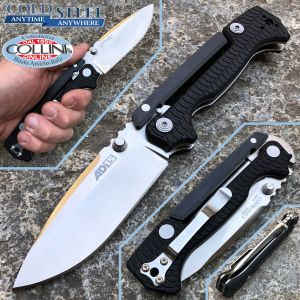 Cold Steel - AD-15 Black Knife by Andrew Demko - 58SQB - folding knife