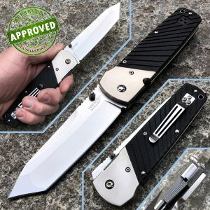 Cold Steel - Hatamoto Folding Knife CS60H - San Mai III steel - G10 Handles - knives