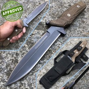 Viper - Fearless Black knife design by Tommaso Rumici - PRIVATE COLLECTION - knife