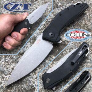 Zero Tolerance - SpeedSafe Flipper - Stone Washed - ZT0357 - knife