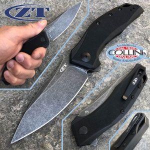 Zero Tolerance - SpeedSafe Flipper - BlackWash - ZT0357BW - knife