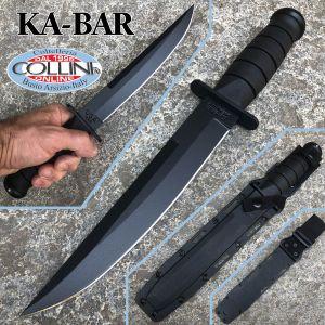 Ka-Bar - Modified Tanto Fixed Blade Knife - 1266 - Kydex Sheath - knife