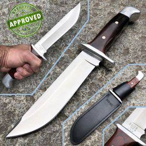Buck - Frontiersman 124X knife - Wood - PRIVATE COLLECTION - knife