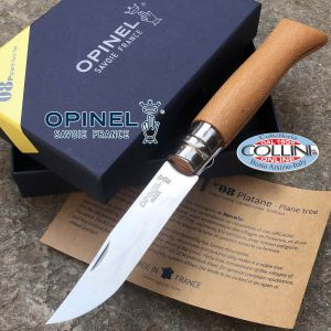 Opinel - N ° 08 Luxe knife - Sycamore wood - Limited Edition - Knife
