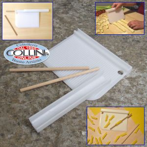 Made in Italy - Spatula for garganelli and dumplings 4 in 1