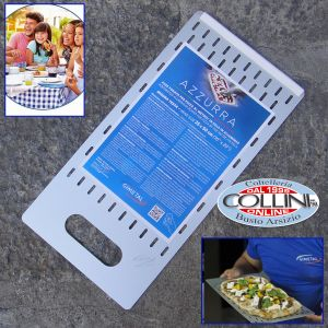 Made in Italy - Perforated board for pizza by the meter/in pala
