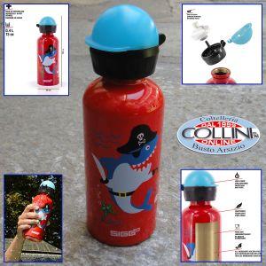 Sigg - Kids Water Bottle Underwater Pirates 0.4l