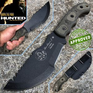 Tops - Tom Brown - The Tracker knife - PRIVATE COLLECTION - TPT010 - knife