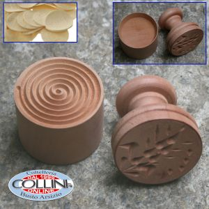 Made in Italy -  Corzetti mould, Spiga shaped