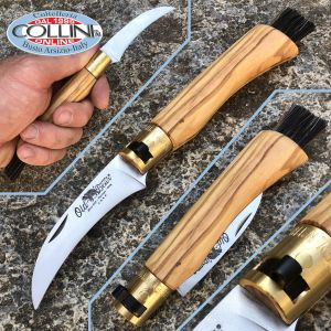 Antonini Knives - Old Bear Mushrooms knife Olive - 9387/19 - knife