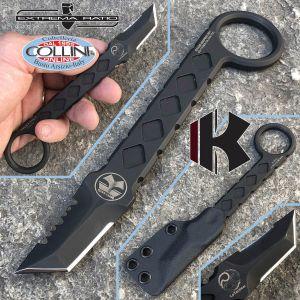 Knives.it by ExtremaRatio - Tengu Tactical Black knife - Standard Edition - Icepick Karambit - knife