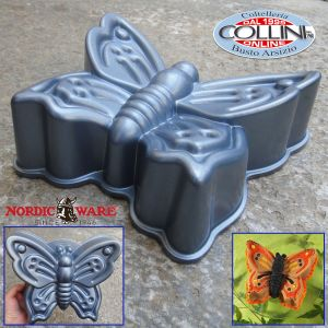 Nordic Ware -  Butterfly Cake Pan