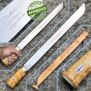 Marttiini - Lapinleuku 280 Lapp knife 45cm - PRIVATE COLLECTION - Knife