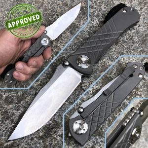 Chris Reeve - Umnumzaan knife Clip Plain - PRIVATE COLLECTION - folding knife