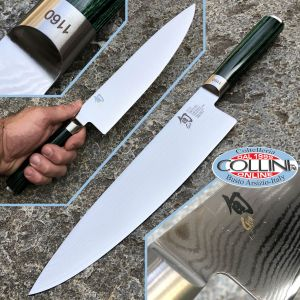 Kai Japan - Shun DMY-0783 - Chef 235mm - 40th Anniversary Limited Edition - kitchen knives