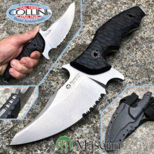 Maserin - Badger knife - Design by A. Zanin - 940 / G10N - knife
