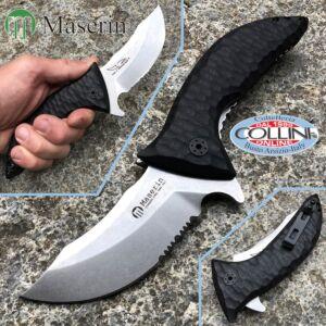Maserin - Ghost knife - Black G10 - 640 / G10N - knife