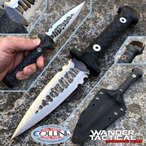 Wander Tactical - Primitive Dagger Tool - Limited Edition - custom knife